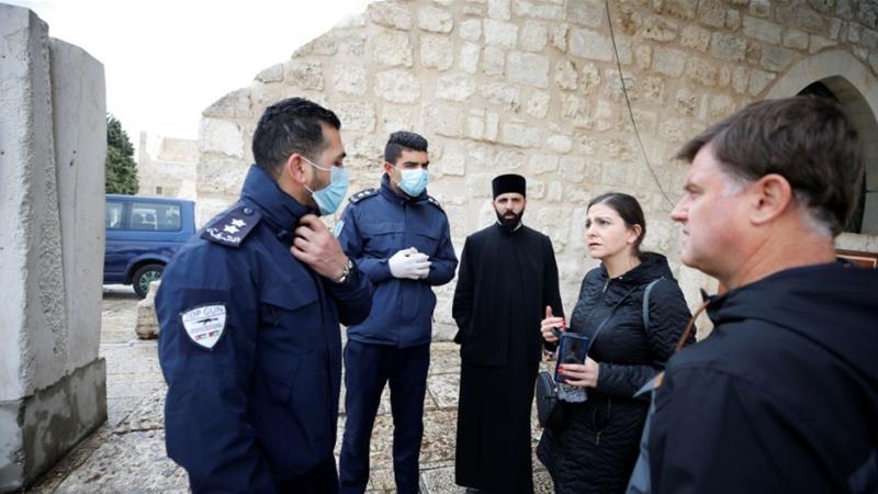 Bethlehem under lockdown after coronavirus cases confirmed | News ...