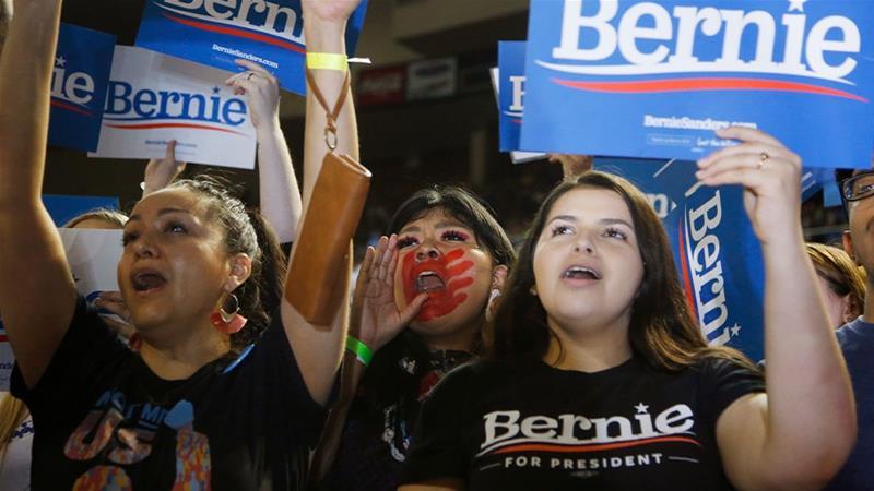 Sanders, Biden cancel campaign rallies over coronavirus fears ...