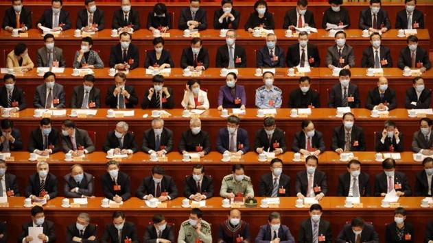 The Chinese parliament will discuss the controversial new laws at its annual session [Andy Wong/Pool/AP Photo]