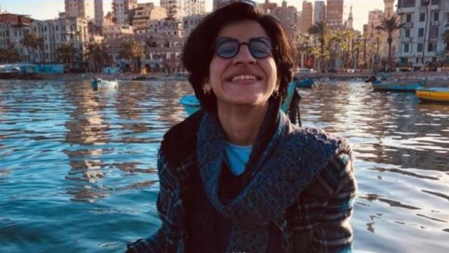 Sara Hegazy was arrested by Egyptian security forces after raising the rainbow flag at a concert in September 2017 [Humena via Creative Commons]