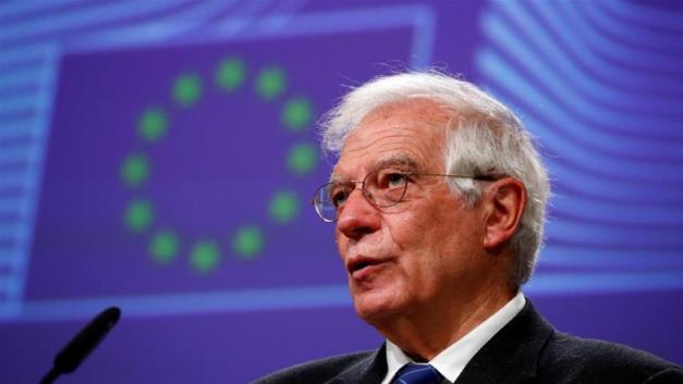 EU warns Turkey of sanctions as east Mediterranean crisis worsens
