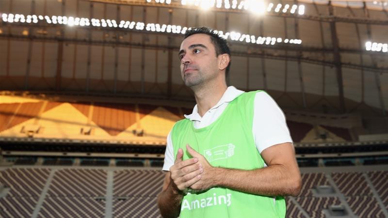 Xavi tests positive for coronavirus ahead of Qatar league restart ...