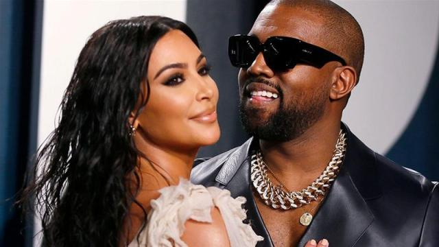 Kim Kardashian has called for compassion for her husband, rapper Kanye West, who she says suffers from mental health issues [File: Danny Moloshok/Reuters]