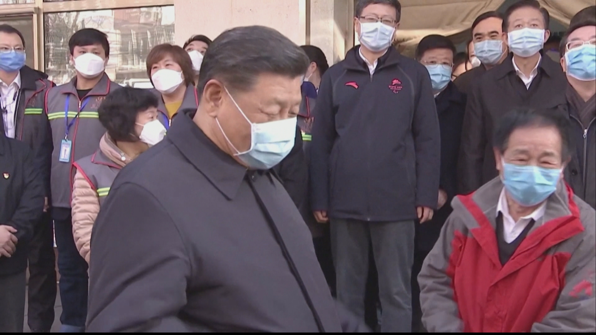 Controversy over Chinese government response to coronavirus ...