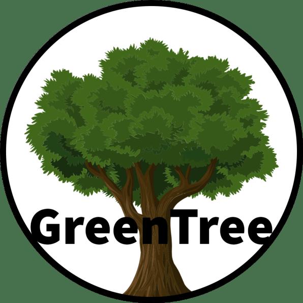 Aljoma GreenTree Logo