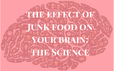 The effect of Junk Food on Your Brain: Part 1: The Science Behind Cravings