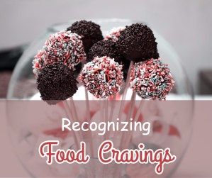 Recognize food cravings