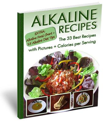 Alkaline Recipes Book