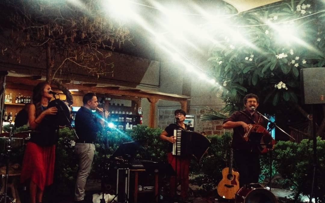 LE MATRIOSKE – Balleria: bal folk europeo e festa a ballu del Sud Italia (Sicily)