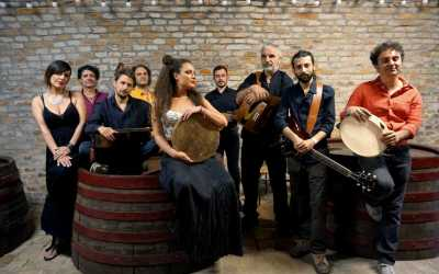 SICILY FOLK ORCHESTRA – Unconventional folk special guest: PIPPO BARRILE (Sicily)