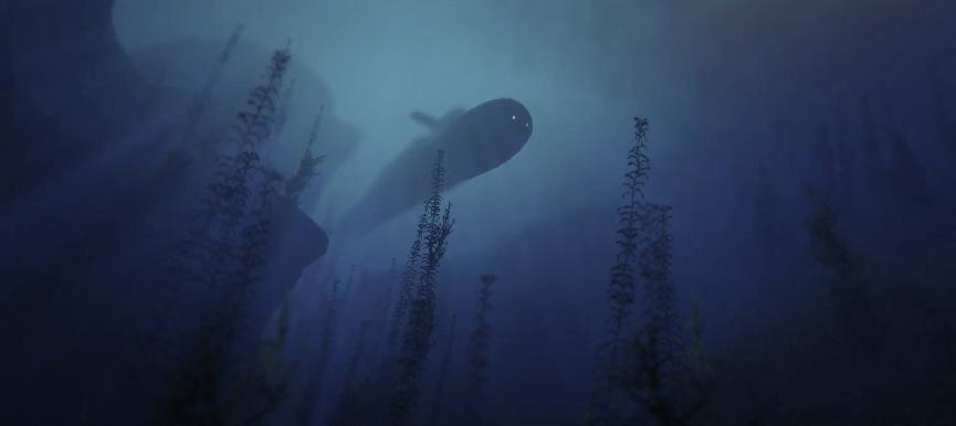 Submarino en The Cayo Perico Heist