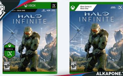 Las carátulas de Xbox Series X tendrán un nuevo diseño