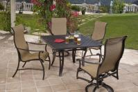 Mallin Patio Furniture - Madeira Cushion Collection ...