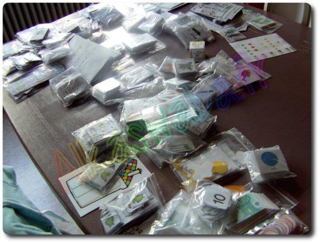 déballage materiel