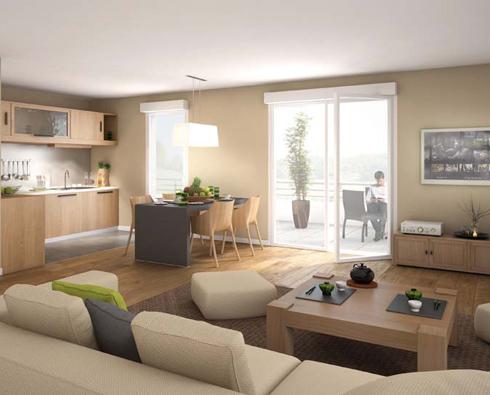 vente Appartement Neuf T4 Annecy Vieille Ville et Lac
