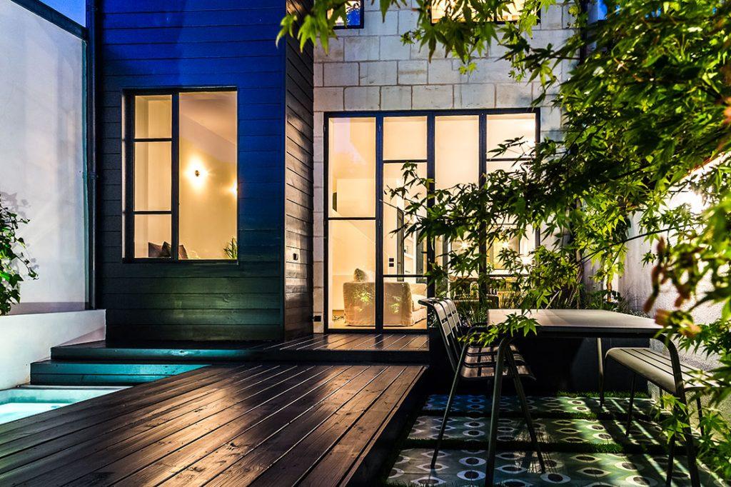 Une Nouvelle Terrasse Coulissante Bordeaux Alkirafr
