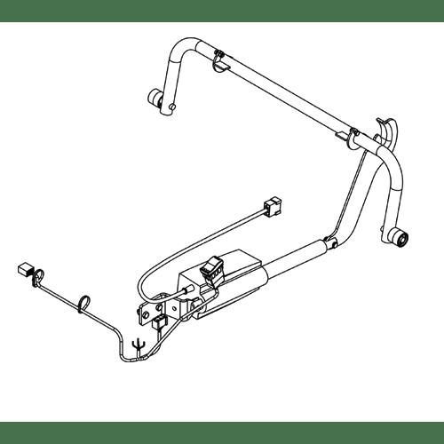 AL-KO Powerline Garden Tractor Electric Tip Kit (2014 on)