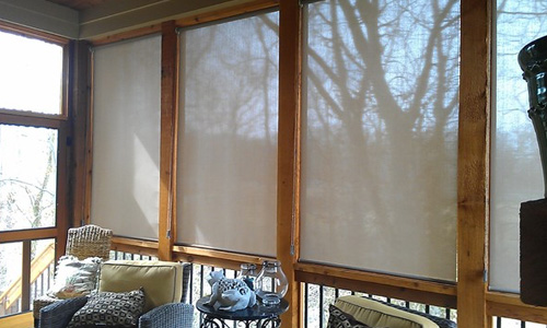 Patio Shades at Portland Vancouver by Alko Window Coverings