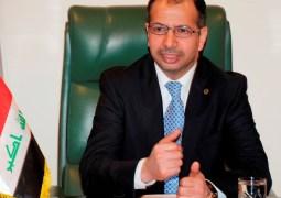 سليم الجبوري - رئيس البرلمان العرافي