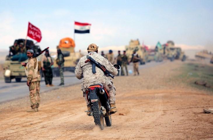 عودة عمليات الاختطاف بتكريت العراقية على يد مليشيات الحشد