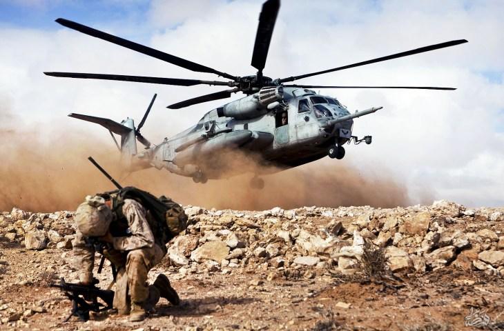 أن قوة خاصة أمريكية نفذت أول عملية إنزال جوي في محافظة نينوى - أرشيف