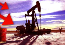 هبوط البترول