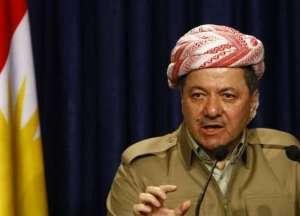 مسعود البرزاني : إن سايكس-بيكو فشلت وانتهت وعلينا اقامة دولة كردية
