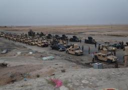 الجيش العراقي قرب الموصل