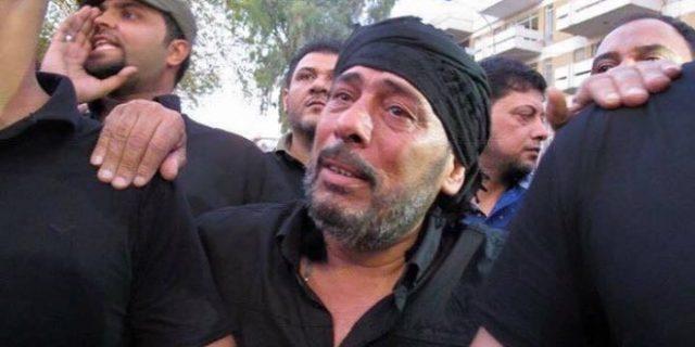 """إسماعيل حافظ اللافي، والمعروف باسم أبو درع والملقب ب """"زرقاوي الشيعة"""""""