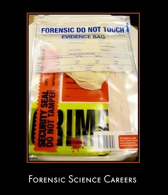 Crime forensic science