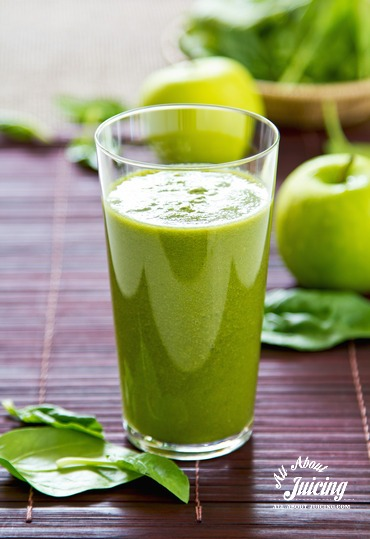 Green Beauty Juice Recipe