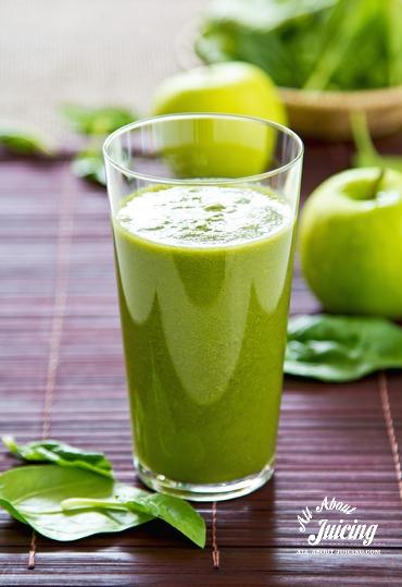 Green Beauty Juice Recipe