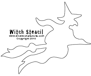 Free Halloween Stencils to Print for Fun Arts and Crafts