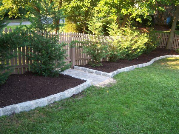 switching mulch ground