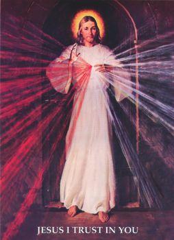 Stanley Villavicencio  Le christ Miséricordieux. Divine-mercy