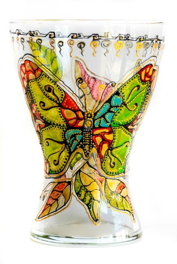 Vaza cu Fluture