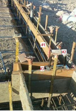 Monolithic Slab Suspended Slab Cement Slab