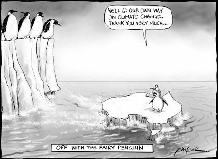 Global Warming Humor  Saving Wildlife from Mass