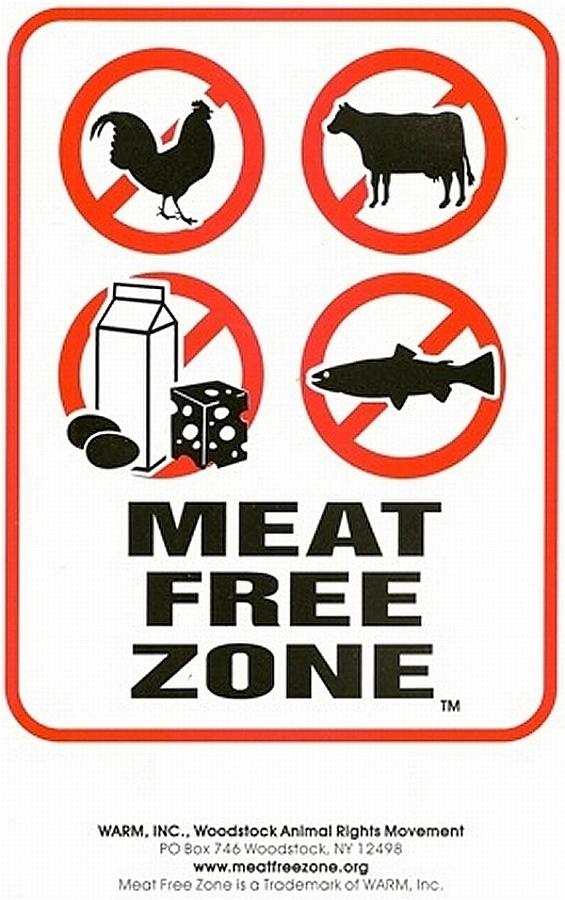 MeatFreeZone  Free MFZ Kits  The Meat Free Zone MFZ