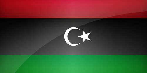 Black White Modern Wallpaper Flag Of Libya Find The Best Design For Libyan Flag