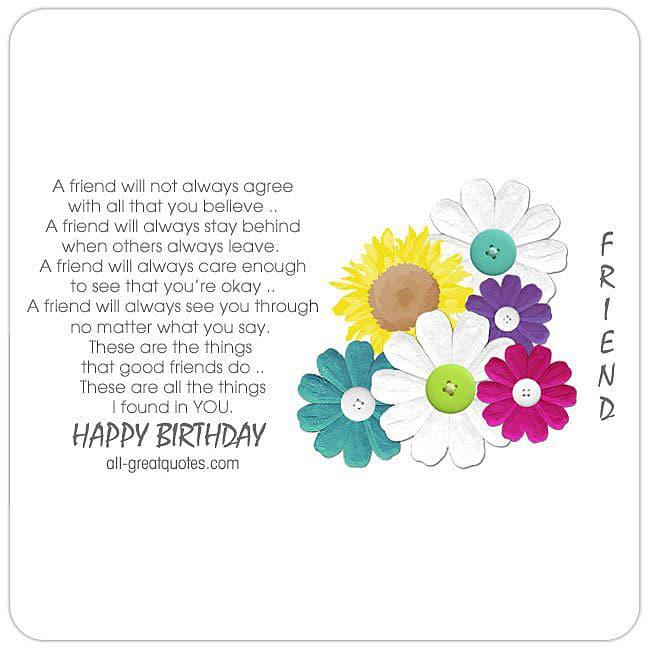 Happy Birthday Dear Friend Images Impremedia Net