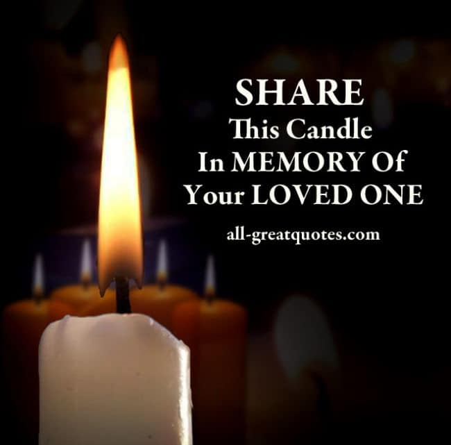 Download Free In Loving Memory Cards To Share On Facebook