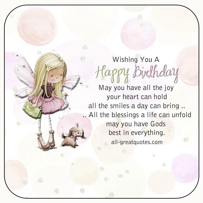Wishing You A Very Happy Birthday Free Birthday Cards