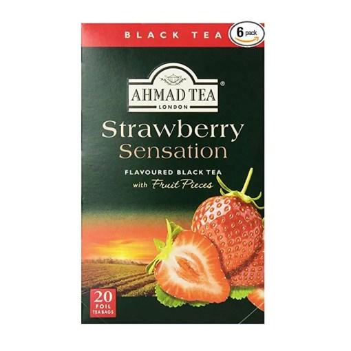 Ahmad Strawberry Tea Bags