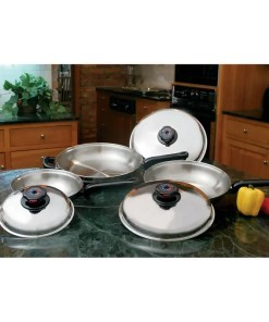 Waterless Skillets