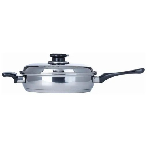 Waterless Frypan