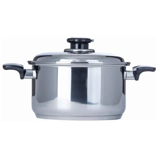 Waterless stockpot