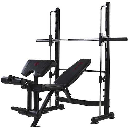 Meilleur Banc Guid Smith Machine De Musculation