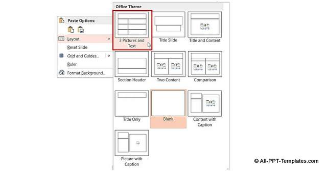 How to Custom Master Slide Layout in PowerPoint
