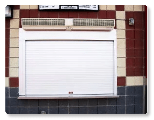 Rolling Counter Shutters – Cookson – ESC20